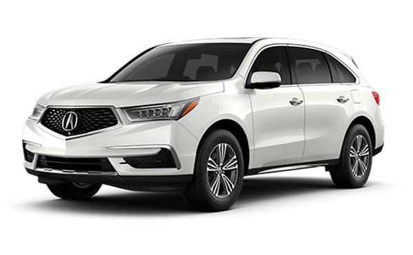 2019 Acura MDX SH-AWD Auto