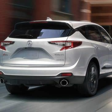 2019 Acura RDX rear view