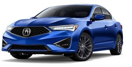 2019 Acura ILX A-SPEC 2.4L I4 8-Speed DCT FWD Sedan