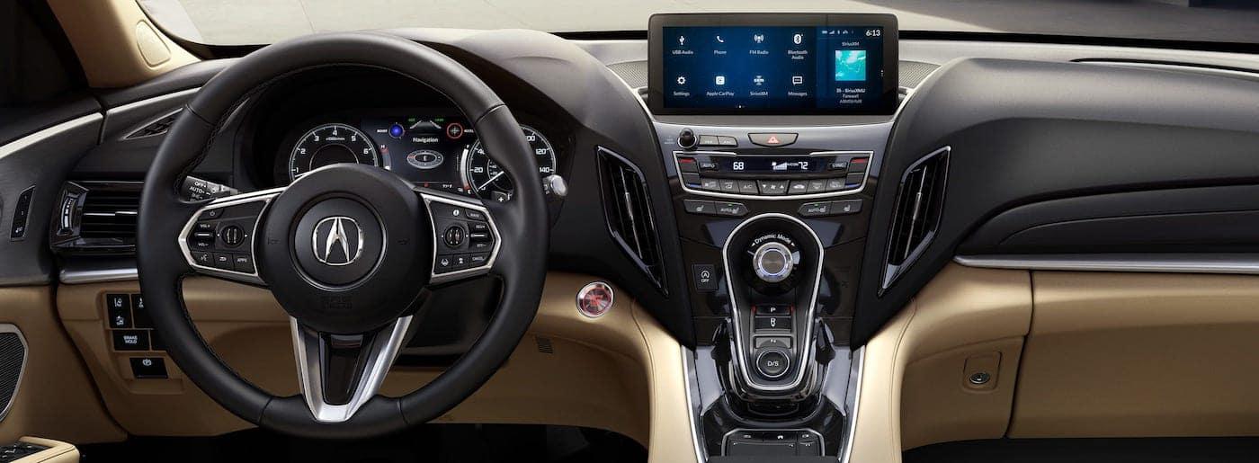 2019 Acura RDX Cockpit View