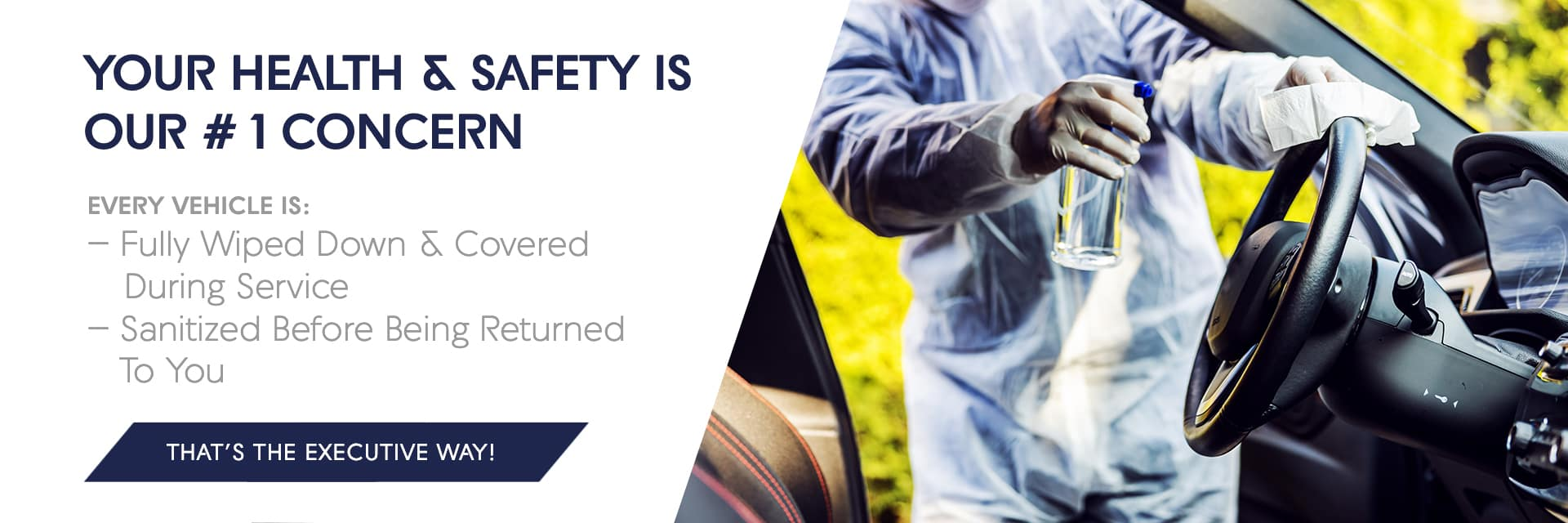EAG_BAcura_Safety Is Our #1 Concern