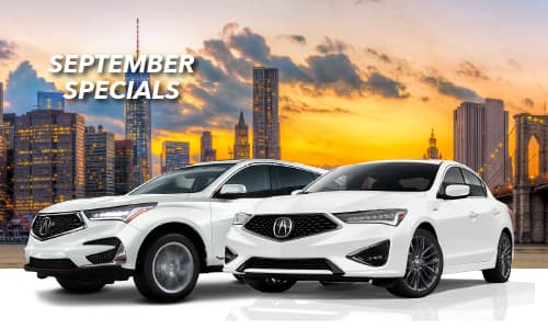 <b>Certified Pre-Owned Acura RDX & ILX</b>
