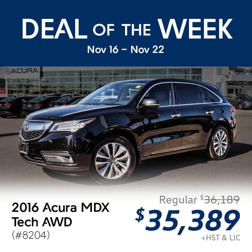 Deal of the Week: Nov 16 – Nov 22