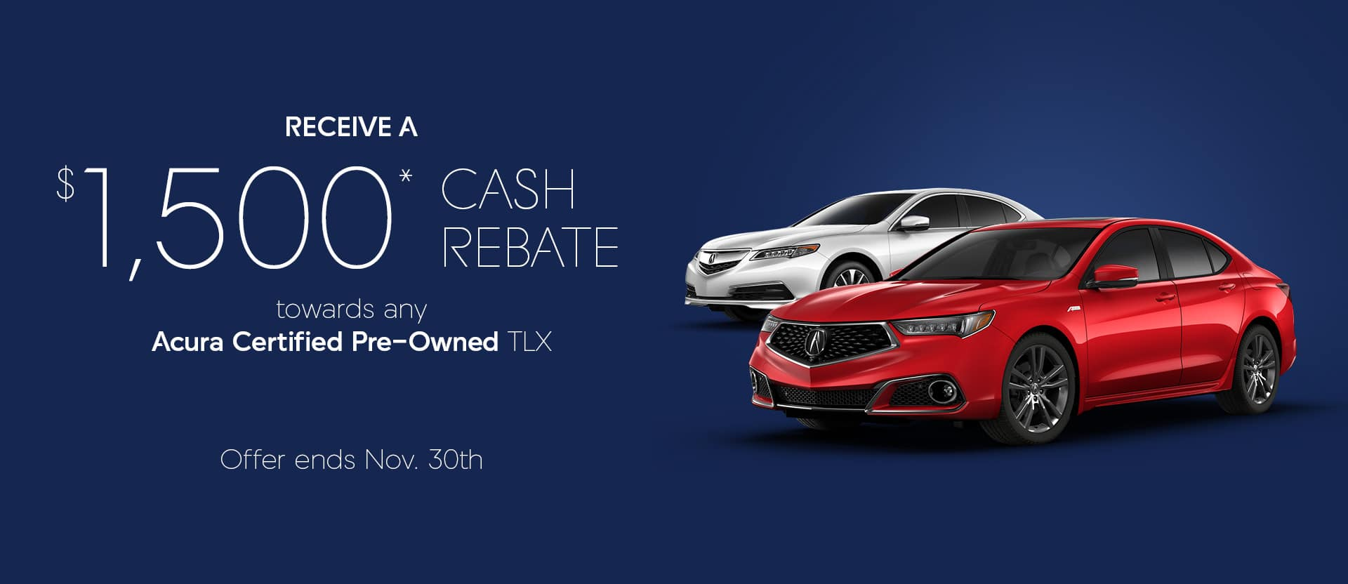 TLX Promotion