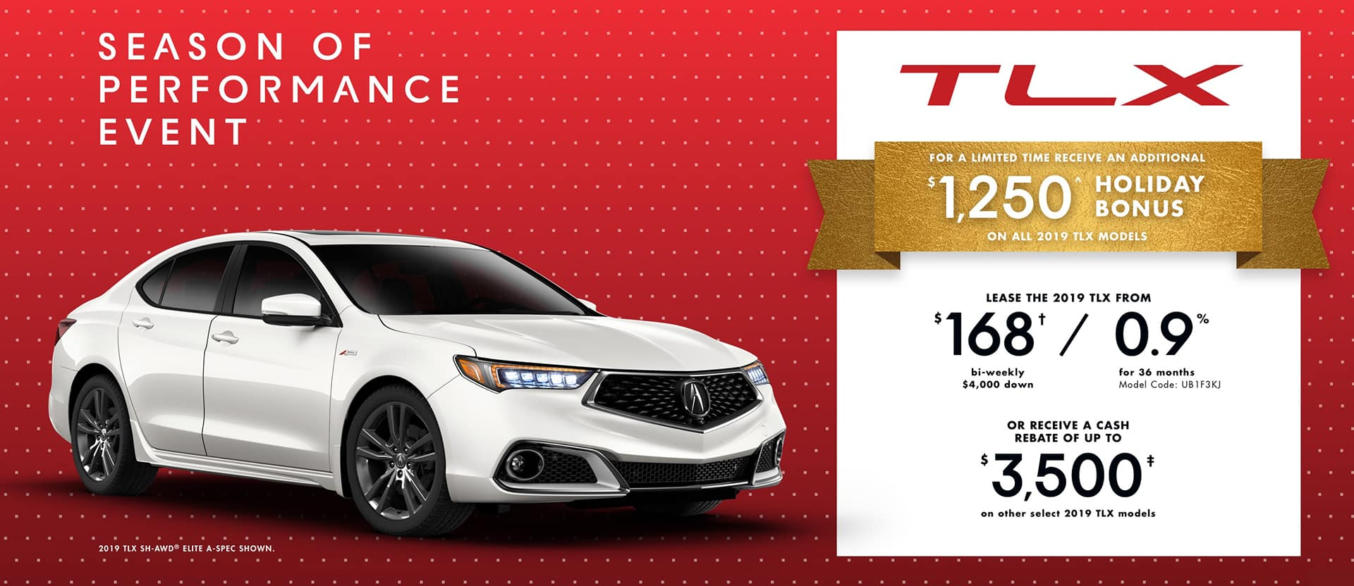 Acura TLX Special