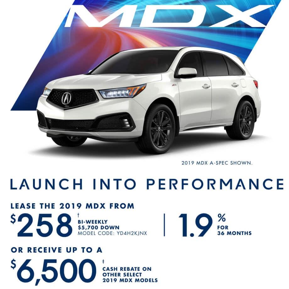 MDX March Offer