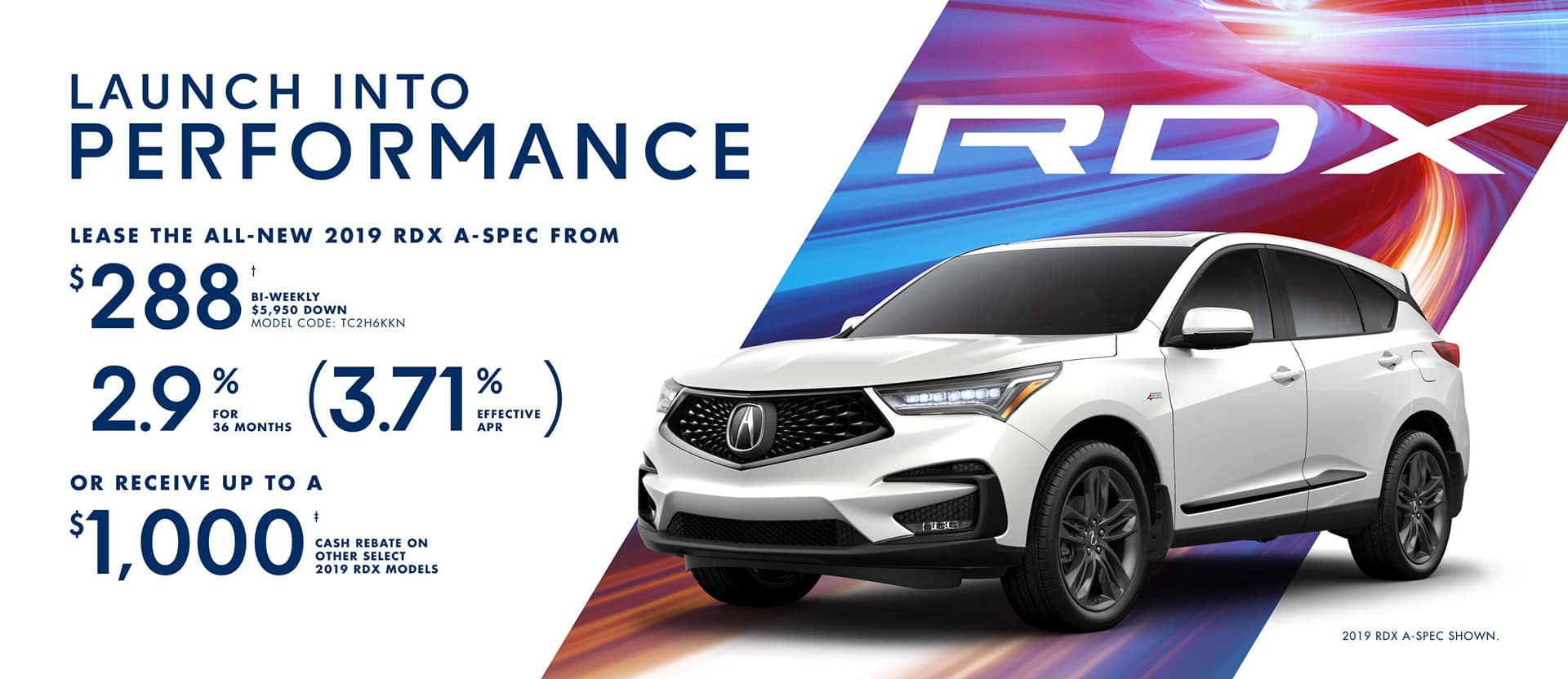 RDX March Special