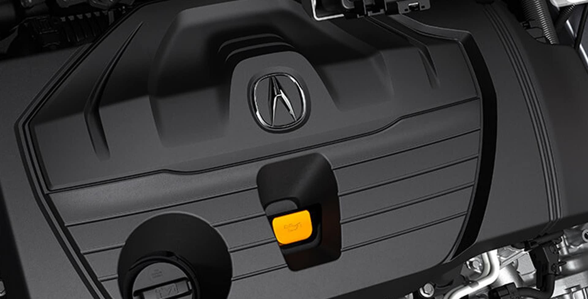 Acura RDX engine