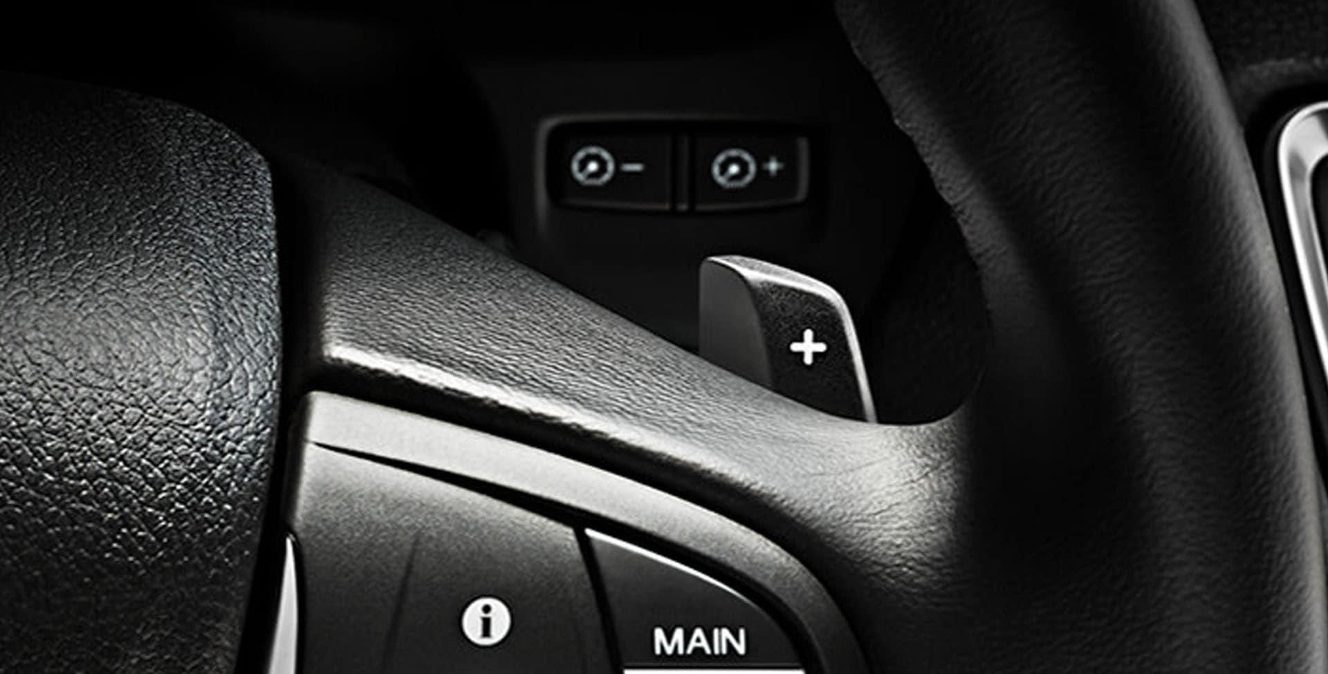 Acura MDX 9-speed shift