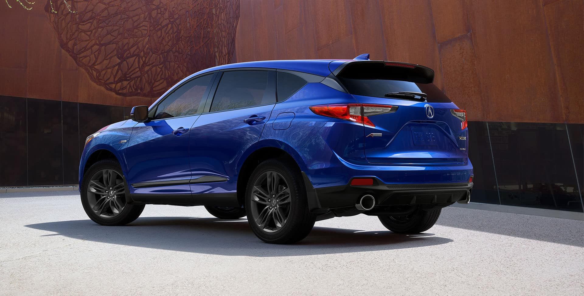 Acura RDX A-spec styling