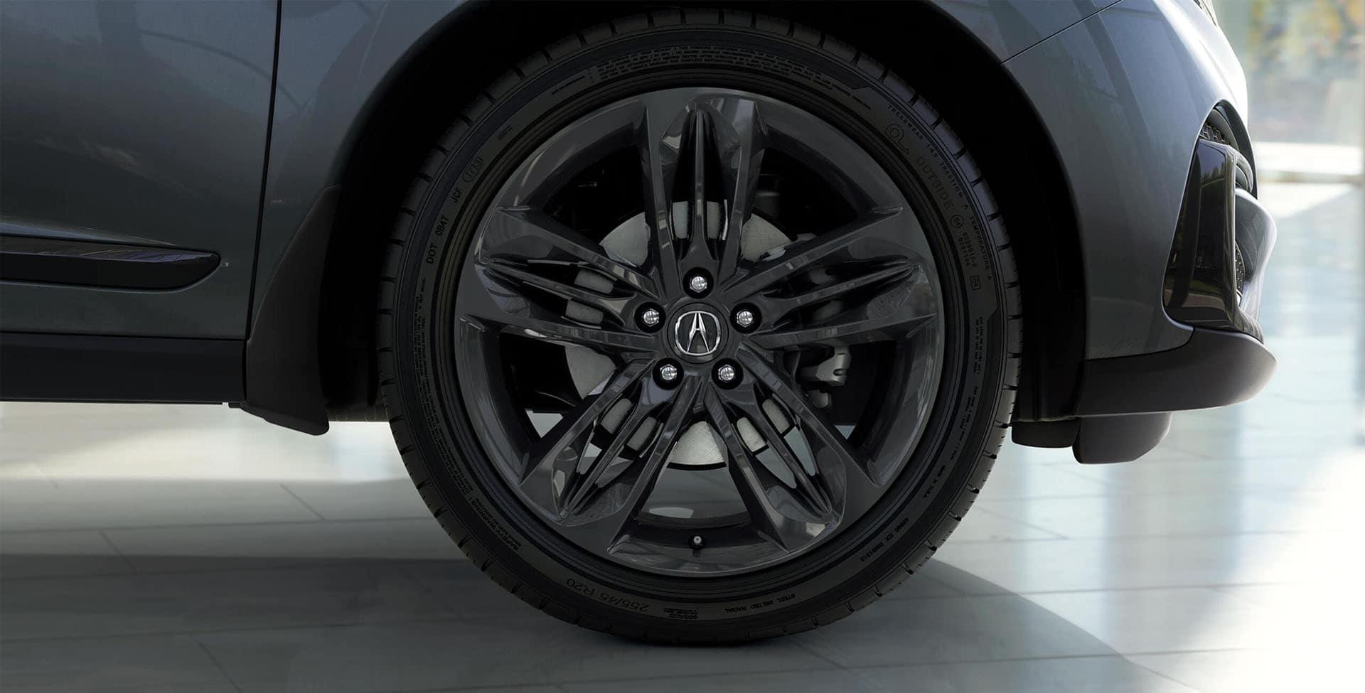 Acura RDX A-spec wheel
