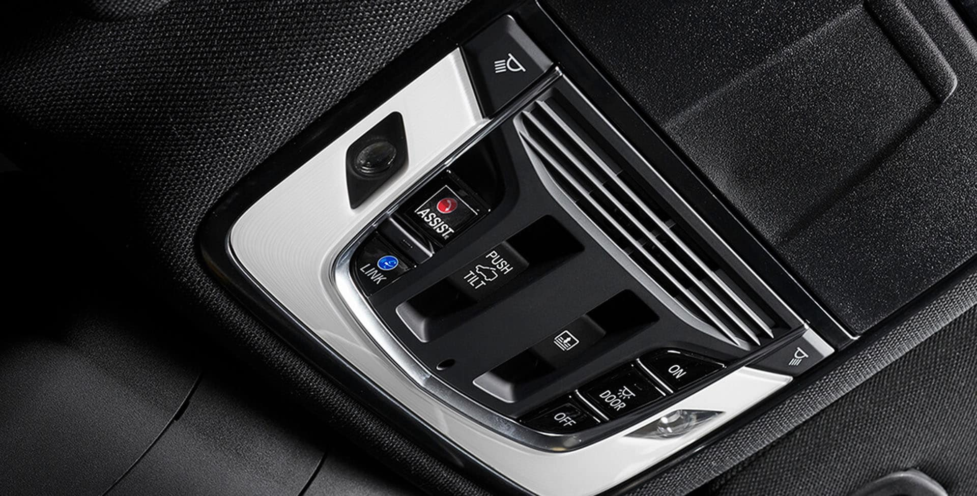 Buttons in the RDX
