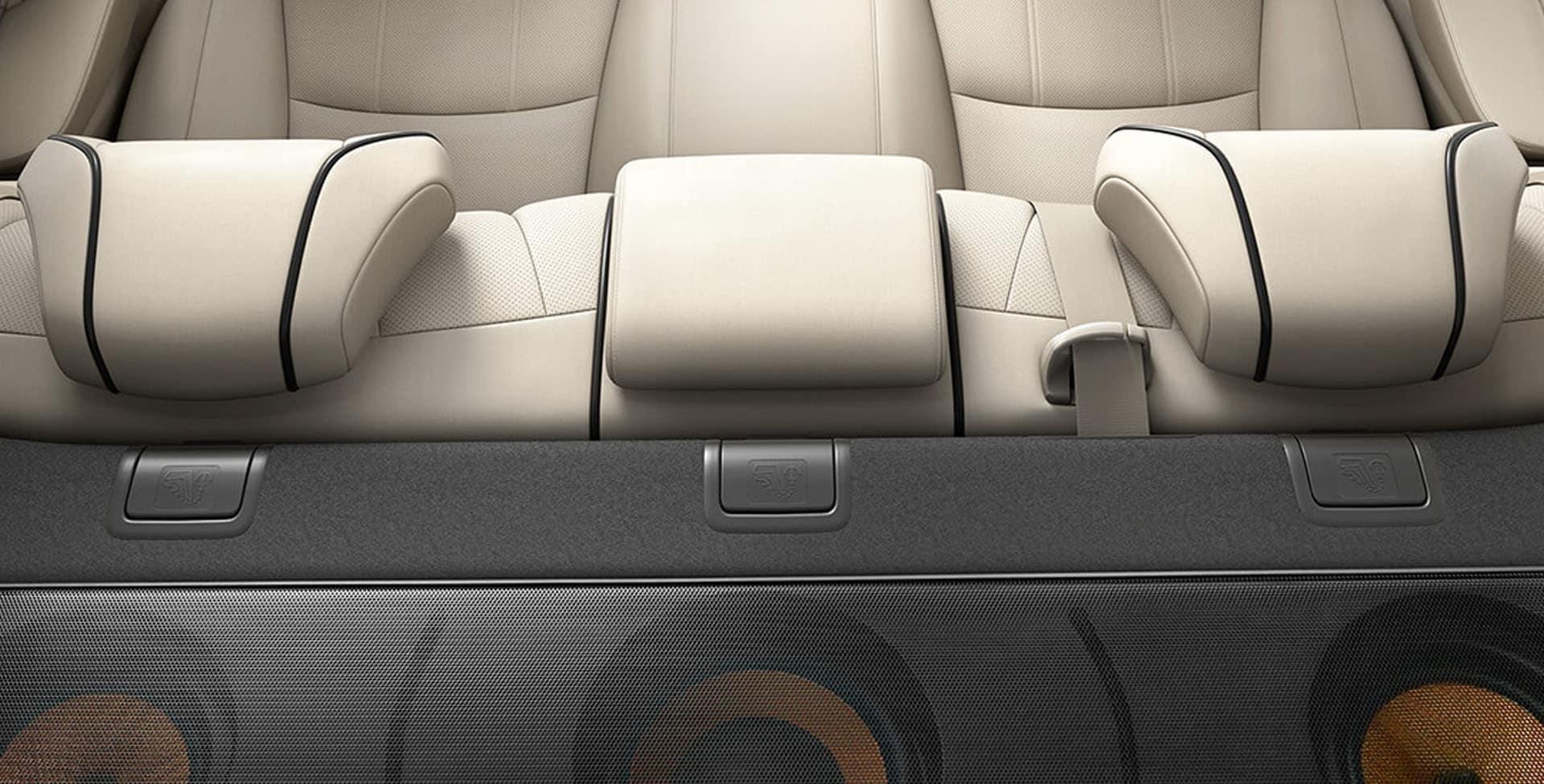 Acura RLX speaker