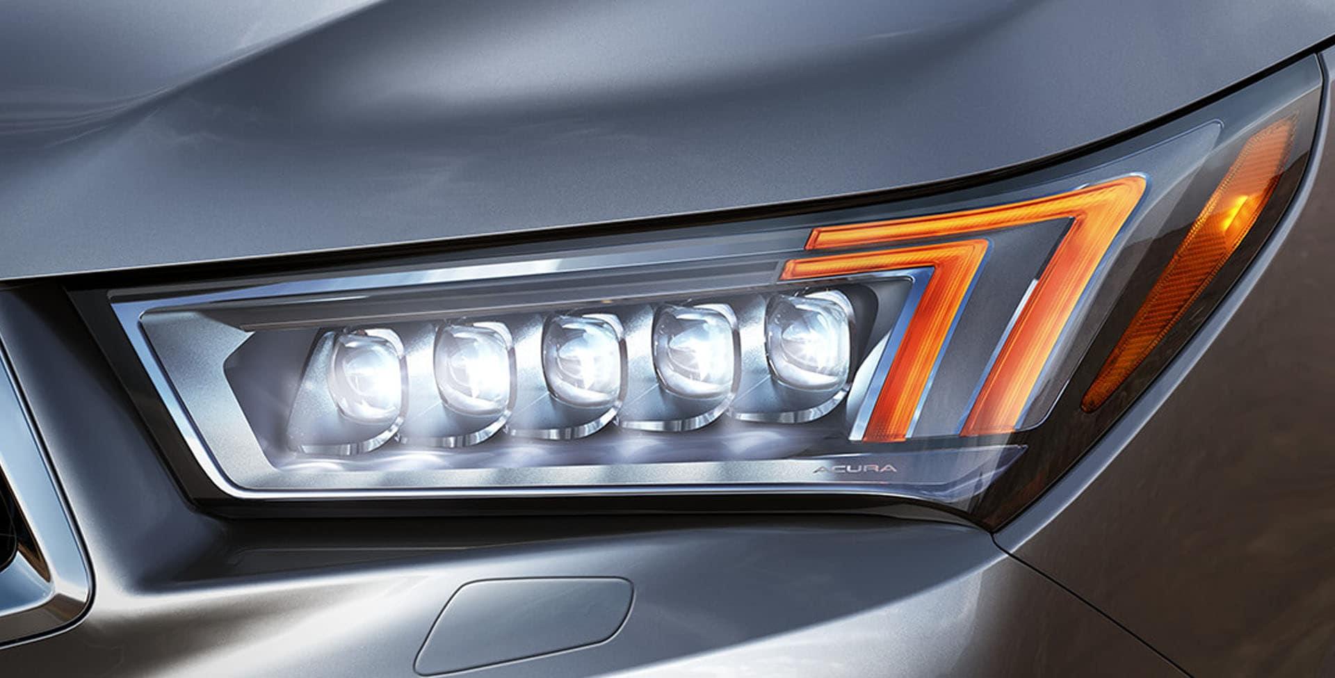 MDX LED Headlights