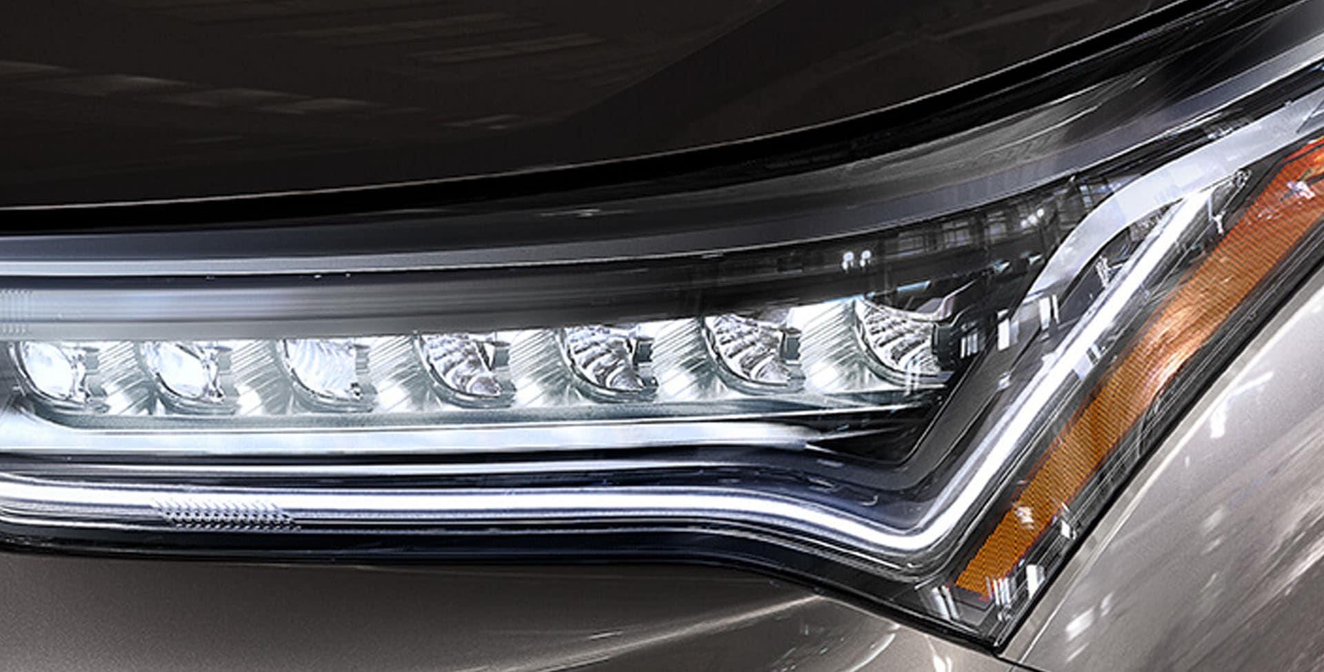 Acura RDX LED lighting