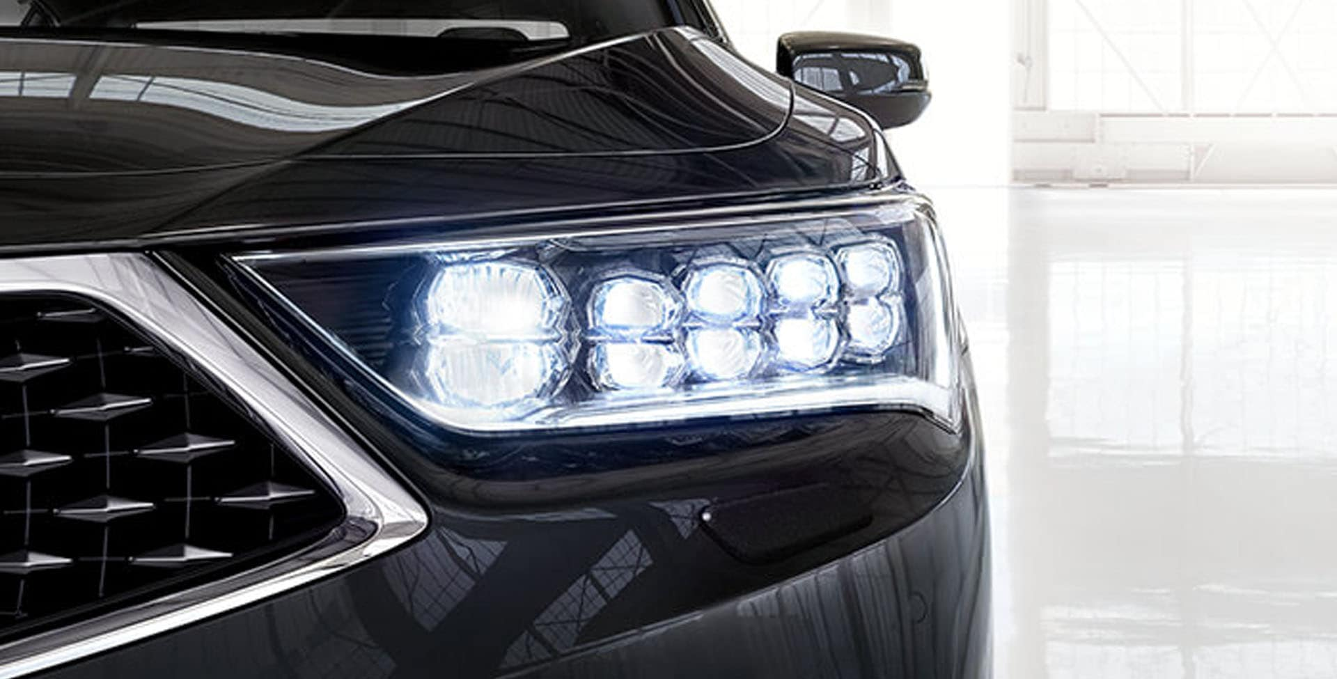 Acura RLX LED Lighting