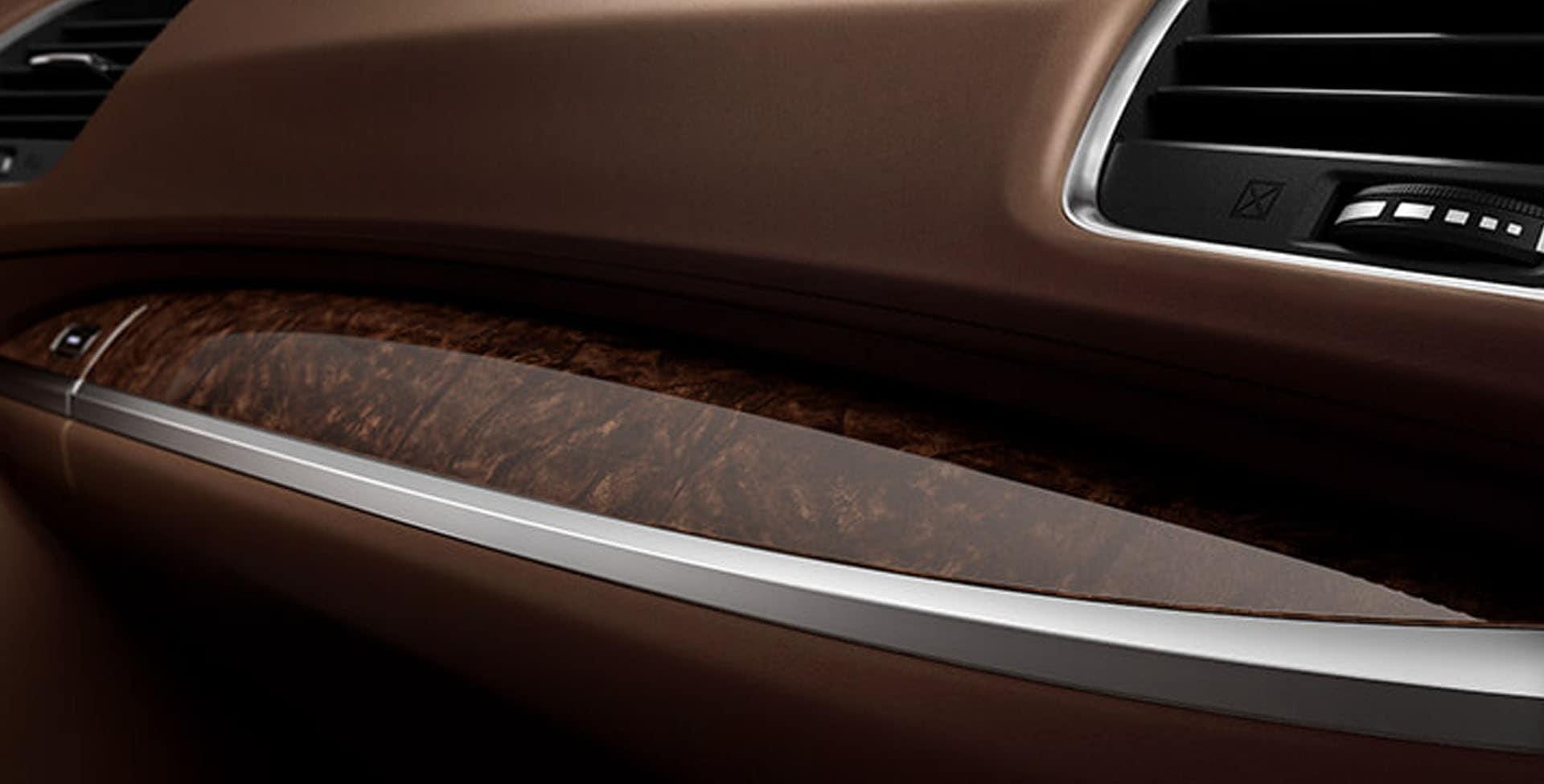 Acura RLX premium interior