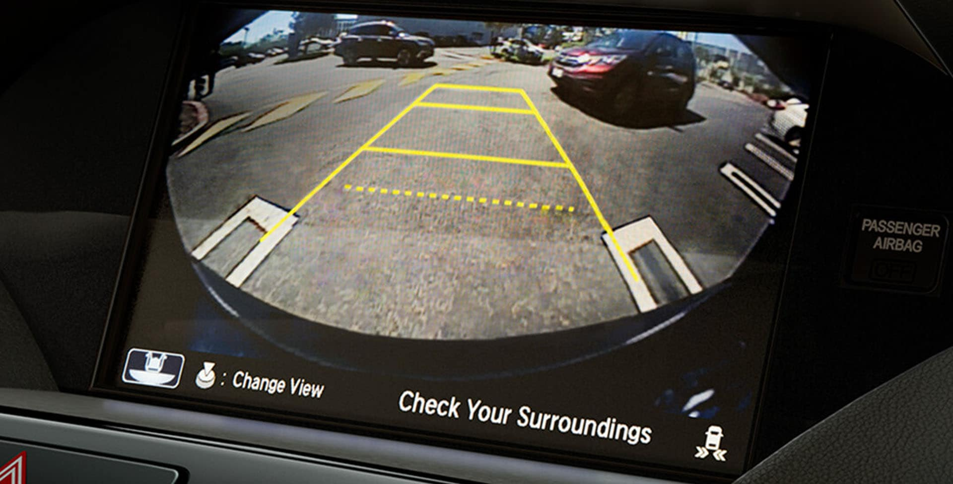 Acura ILX rearview camera