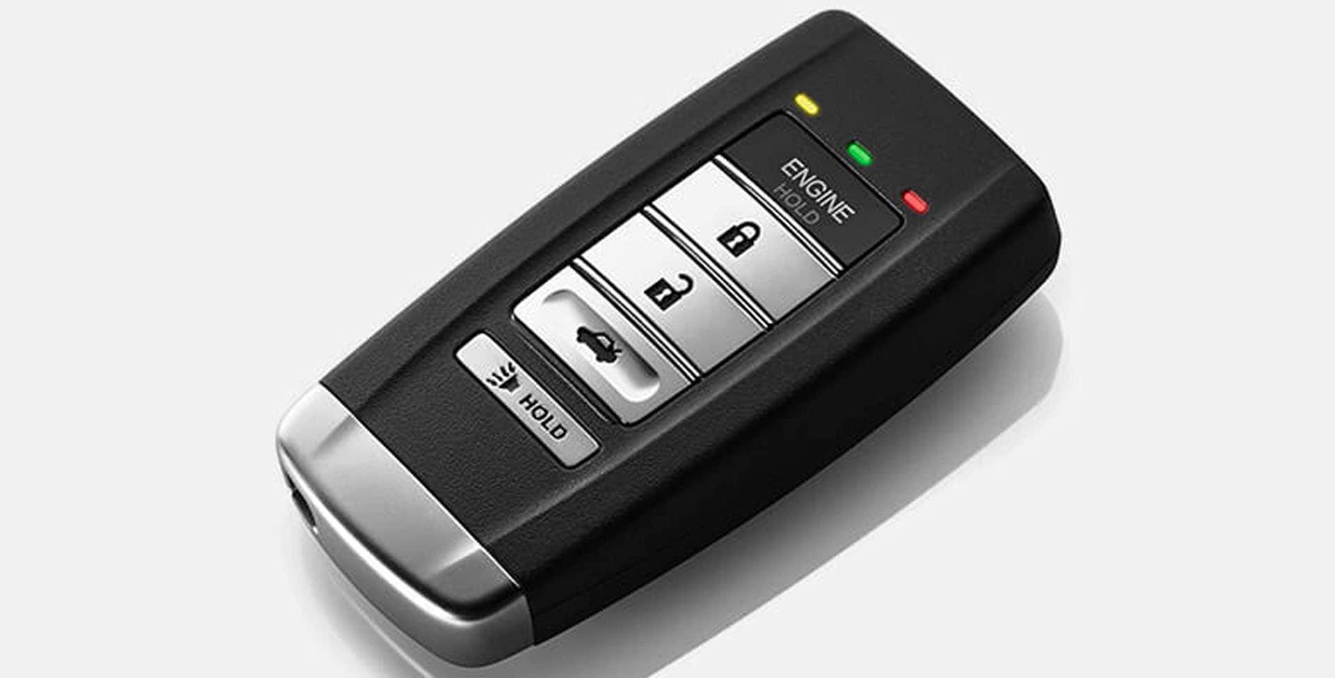 Acura TLX remote starter