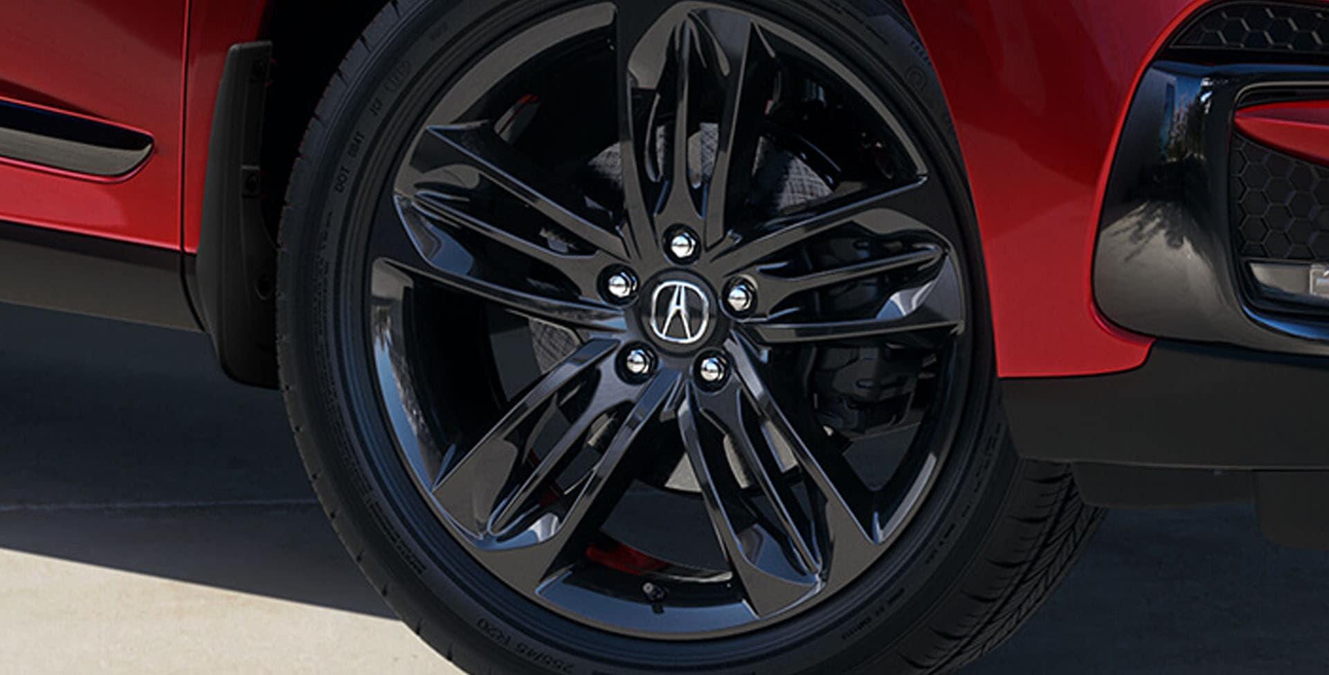Acura RDX wheels