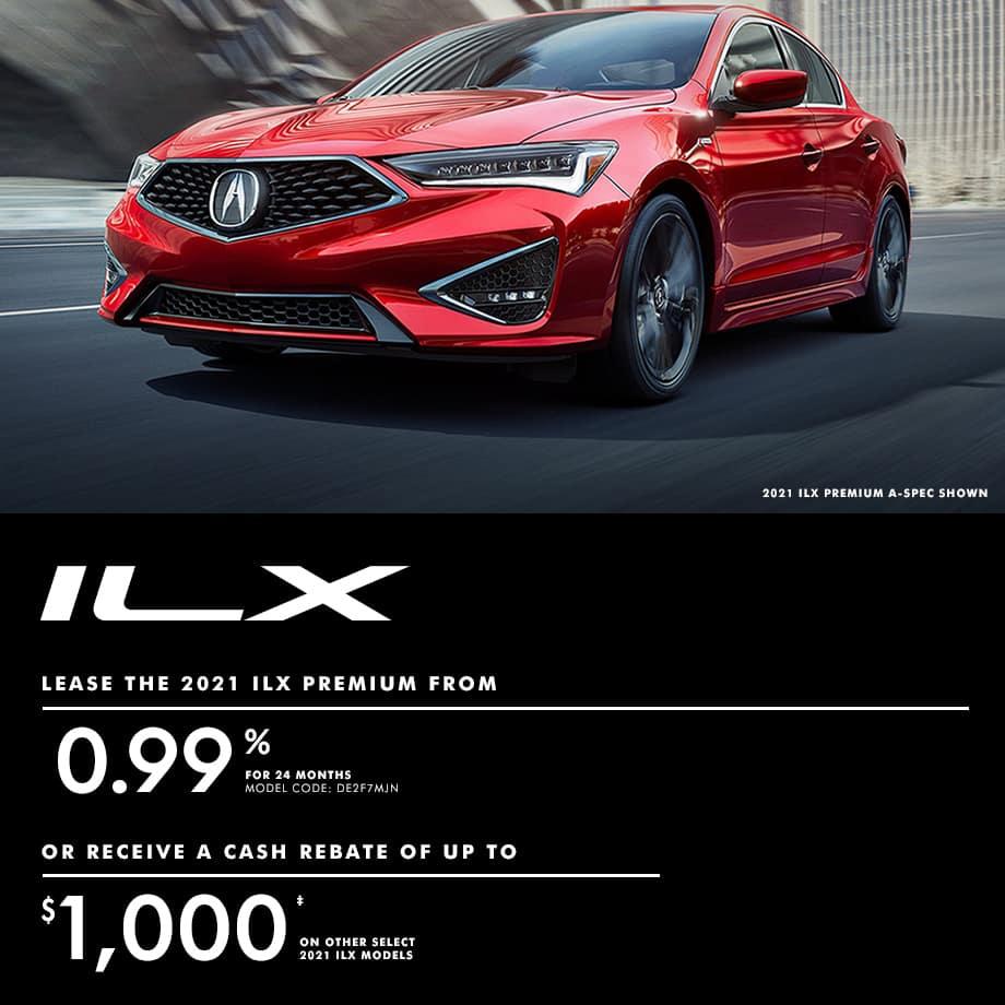 2021 Acura ILX Special