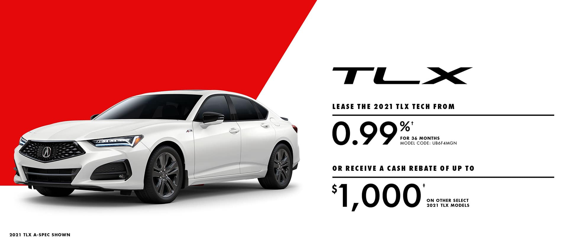 TLX Banner