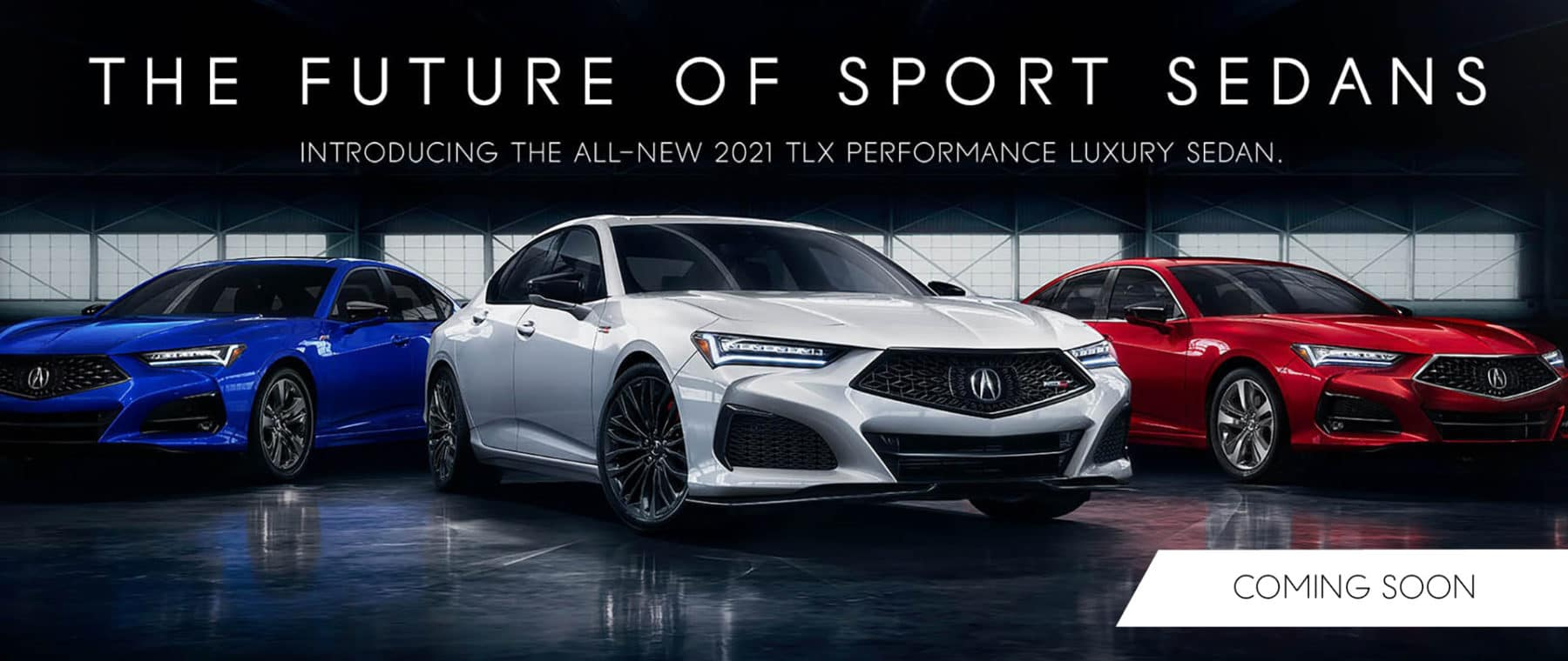 2021 TLX desktop hero banner