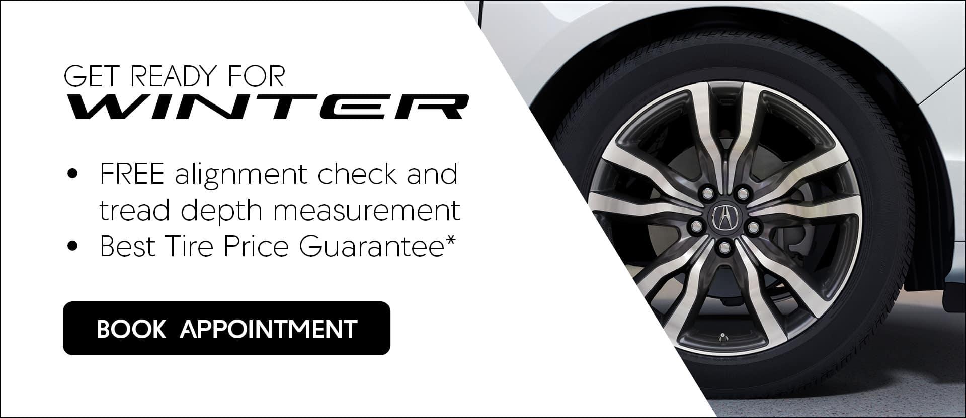 Winter Tire Banner