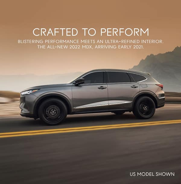2022 MDX preview mobile banner