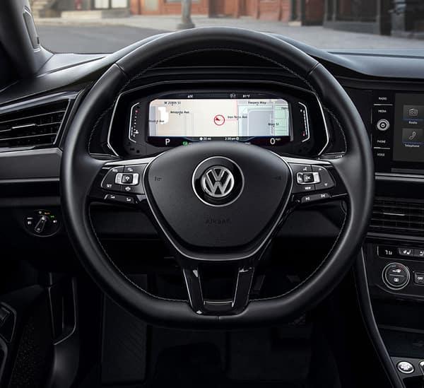 2020 Volkswagen steering wheel