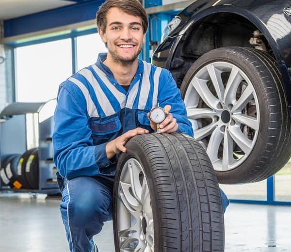 mechanic tread tire