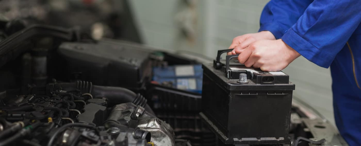 removing car battery