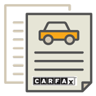 Review of your vehicle's record through the Carfax Vehicle History Report