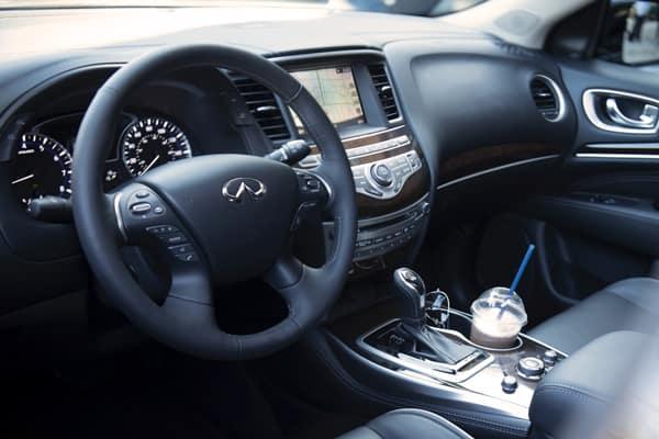 Test Drive QX60