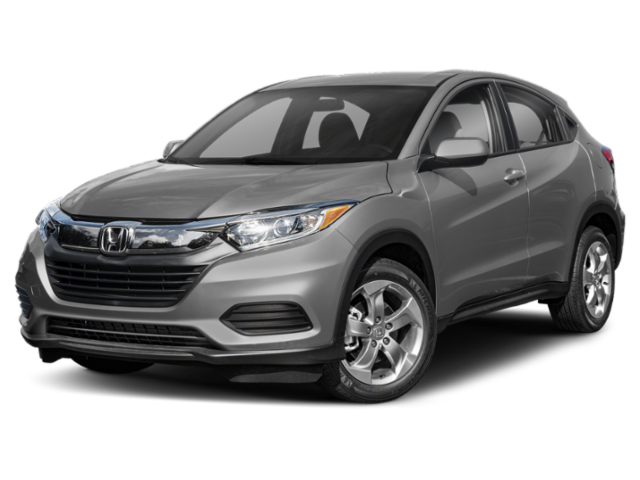 2019 Honda HR-V LX in gray