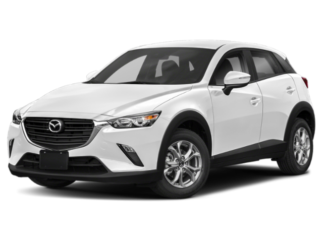 2019 Mazda CX-3 Sport in white