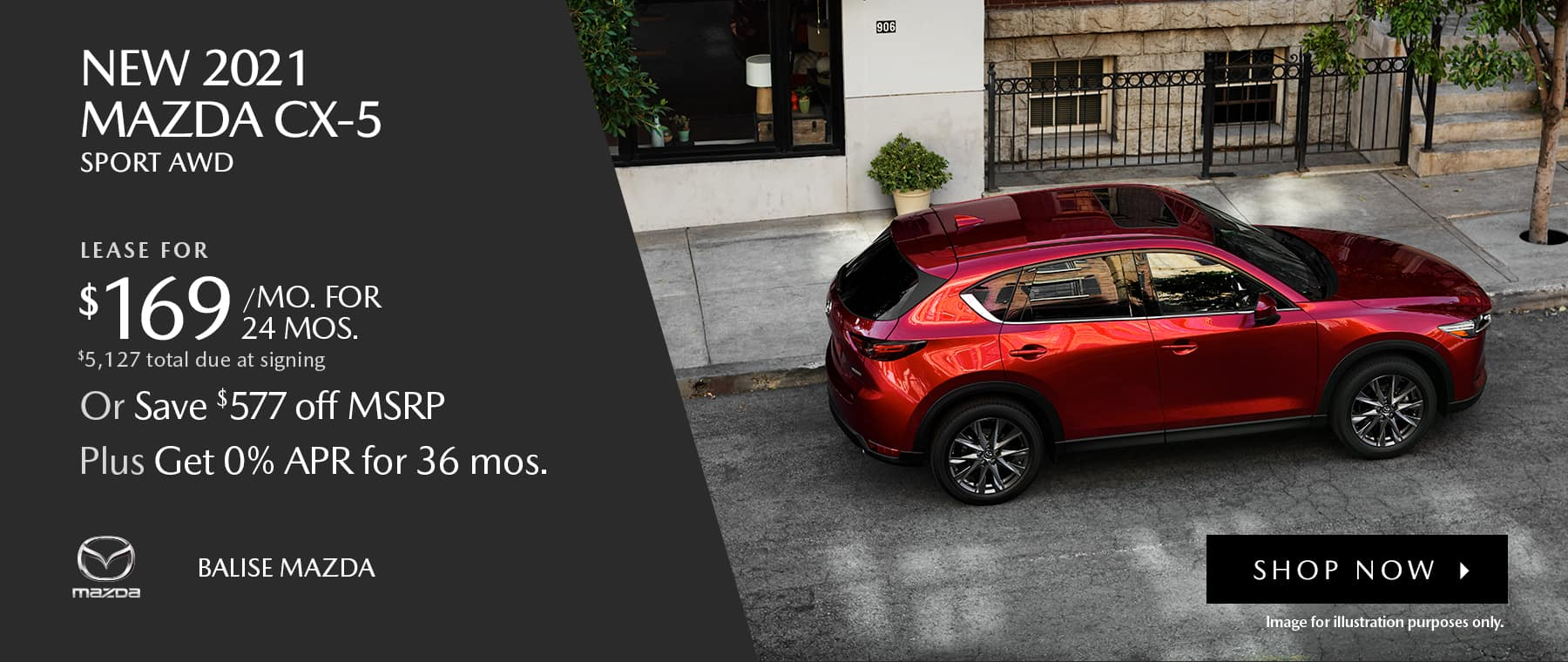 BMAZ-HomePageBanner-1800x760_New 2021_Mazda CX-5 SPORT AWD_06'21
