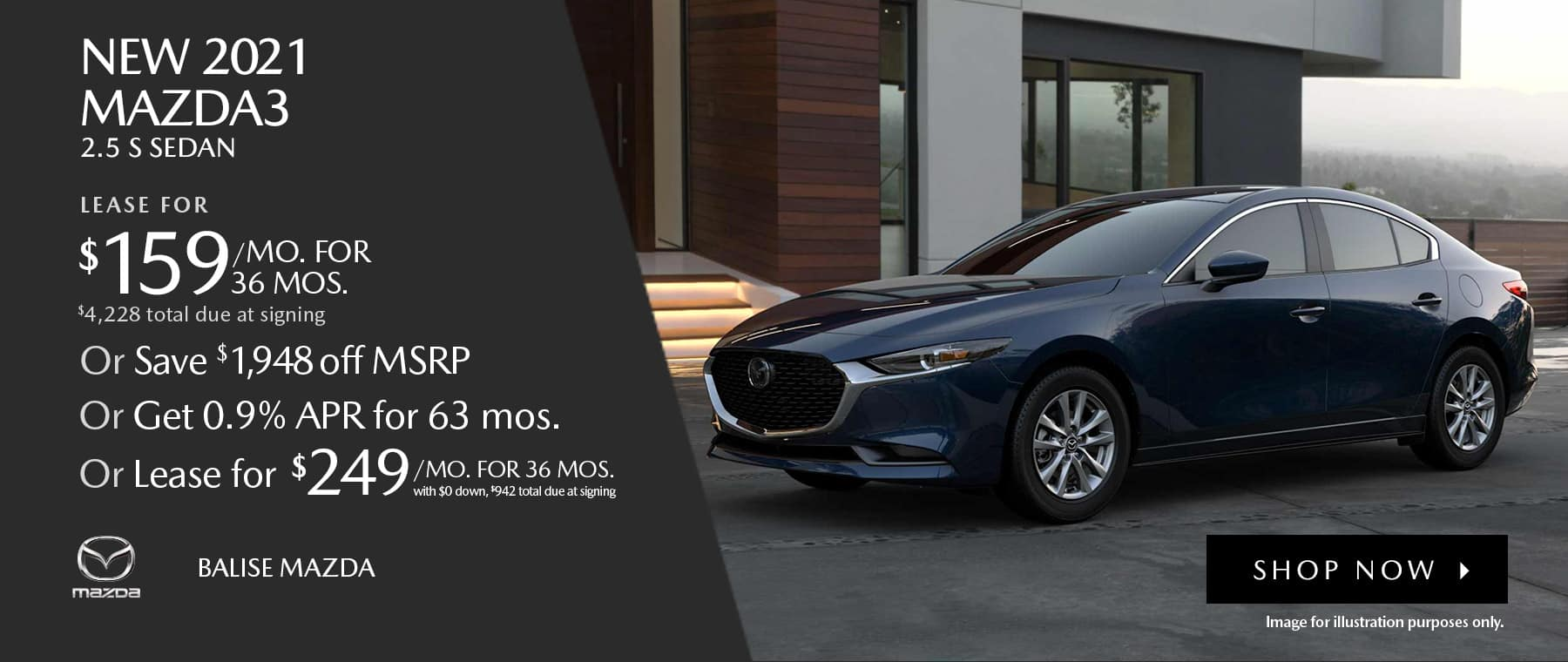 BMAZ-HomePageBanner-1800×760- New 2021Mazda3 Sedan_0121