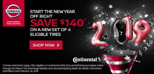 Save on Continental Tires