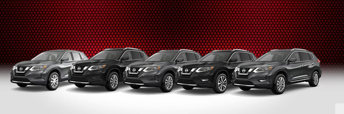 Nissan Rogue Trims >> Nissan Rogue Trims Balise Nissan Of West Springfield