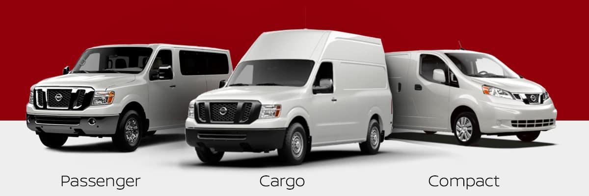 Nissan Passenger Van >> 2019 Nissan Nv Cargo Passenger Van Balise Nissan Of