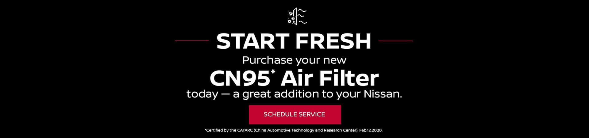 CN95 Air Filter