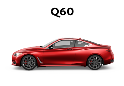 2020 INFINITI Q60 Red Sport Icon