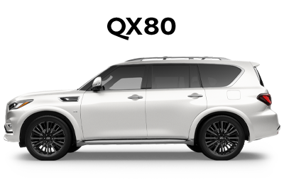 2021 INFINITI QX80 Limited Icon