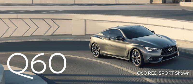 2020 INFINITI Q60 3.0t LUXE AWD