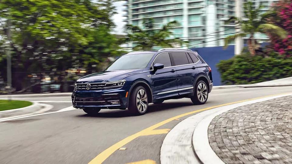 Volkswagen Atlas Family