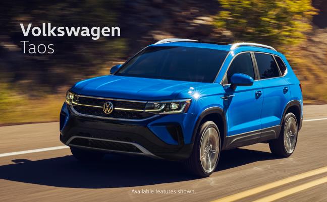 New Volkswagen Taos Image