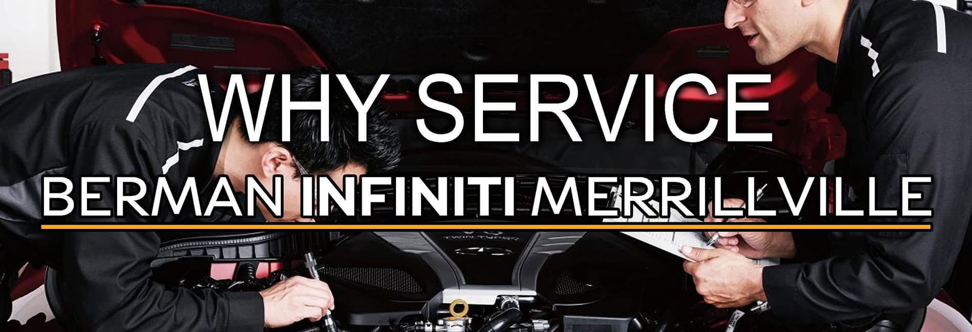 Why Service at Berman INFINITI of Merrillville