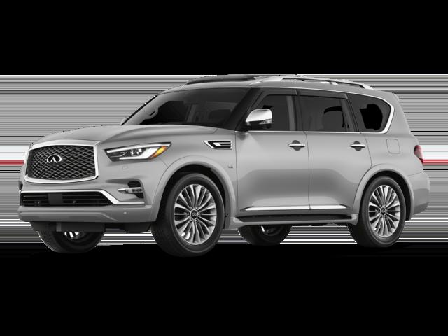 2020 QX80 5.6 4WD SUV
