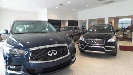 Berman INFINITI of Merrillville is your INFINITI Dealer